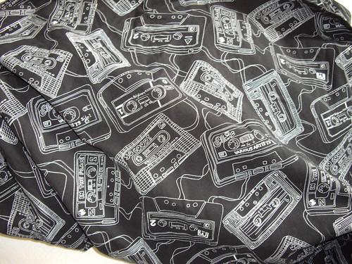 Cassette skirt