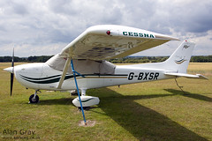 G-BXSR - REIMS-CESSNA F.172N - 110709 - Fowlmere - Alan Gray - IMG_5879