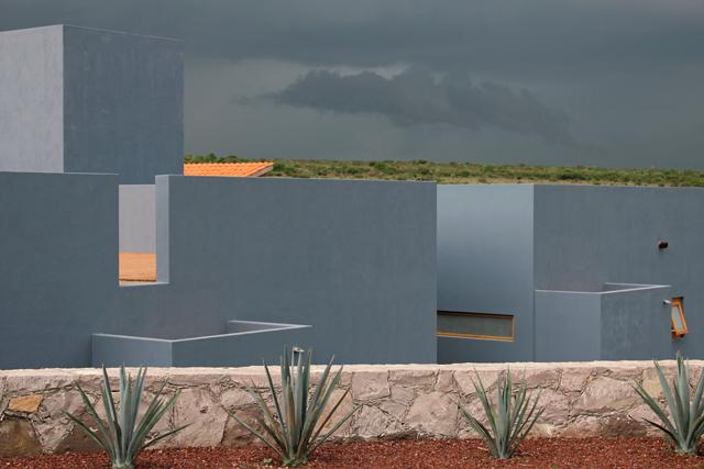 Casa Azul pre-storm