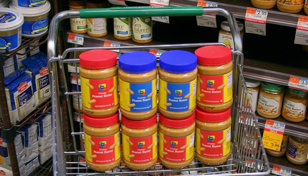 Foodie Favourite : Whole Foods 365 Peanut Butter