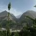 Alguns kms por detras destas montanhas esta o K2