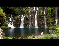 Cascades de Grand-Galet (Vancayzeele Olivier) Tags: light wild france green nature colors french island lumire vert franais couleur runion le sauvage larunion naturel reunionisland ledelarunion vancayzeele