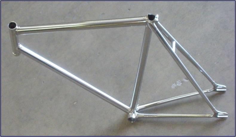 KVA MS2 bike frame