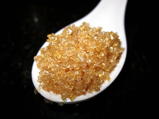hnedy cukor