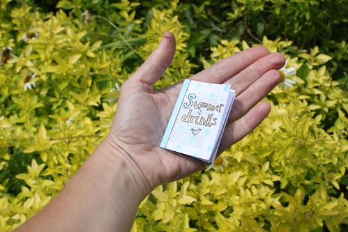 mini book invite