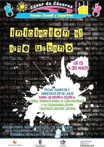 iniciación al arte urbano by gemma_granados
