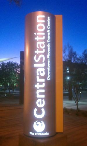 Central Station Phoenix