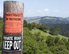 No Tresspassing Keep Out Warning Sign (kmanohar) Tags: northerncalifornia sanfranciscobayarea marincounty sfbayarea samtaylor californiastatepark sanfranciscocalifornia samuelptaylorstatepark bayareahiking sanfranciscohiking marincountycalifornia bayareatrails samueltaylor samueltaylorstatepark californiahiking marincalifornia marintrails californiatrails northerncaliforniatrails westerncalifornia taylorstatepark pacificstateparks sanfranciscotrails northerncaliforniahiking northerncaliforniastateparks marincountyhiking marinhiking marincountytrails samuelpenfieldtaylor samtaylorstatepark bayareastateparks sanfranciscobayareastateparks westcoaststateparks