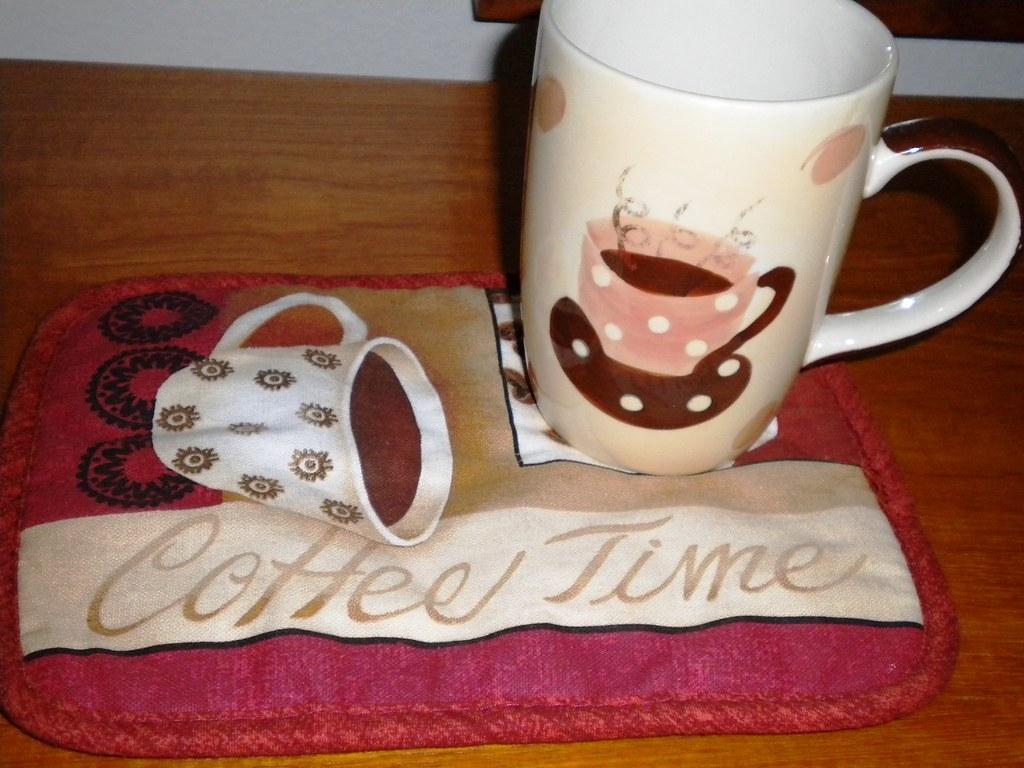 Coffee Mug n Rug