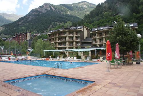 Vistes Hotel Sant Gothard