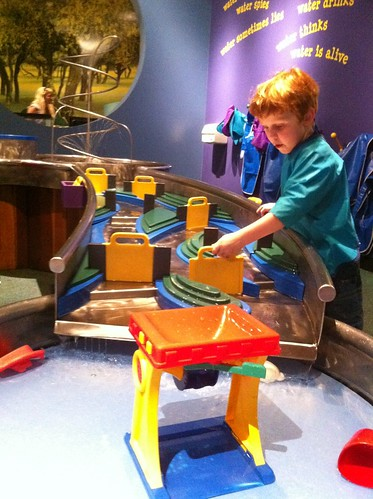 Karl at the Maryland Science Center