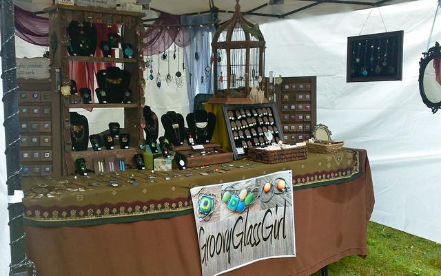 Vancouver Folk Fest vendors