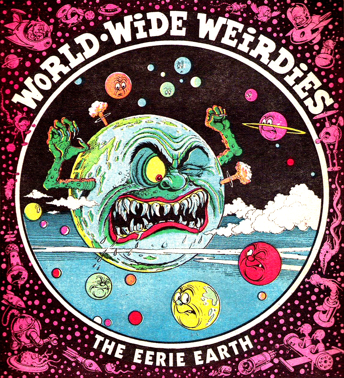 Ken Reid - World Wide Weirdies 84