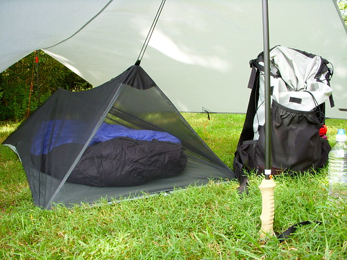 The Tarp Bivy Combo Your Sub 1lb Shelter Brian S