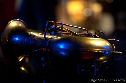 Sax by Gabriel Massera