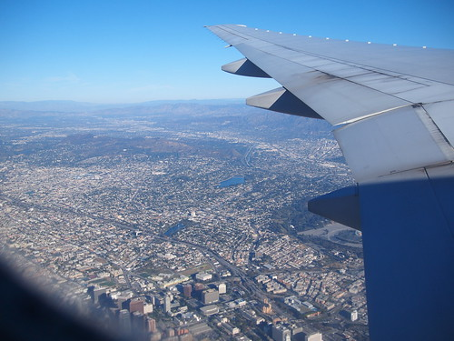 Form Narita to Los Angeles