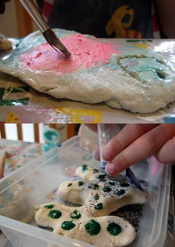easy salt dough recipe