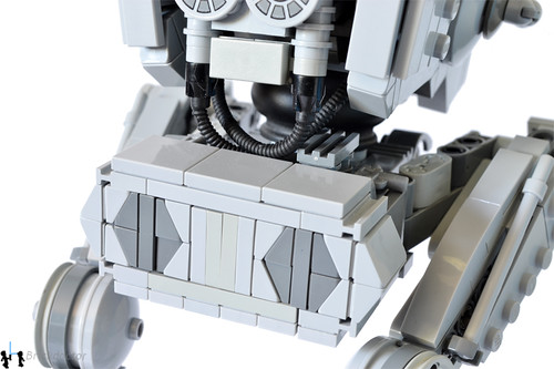 AT-ST - Rear End