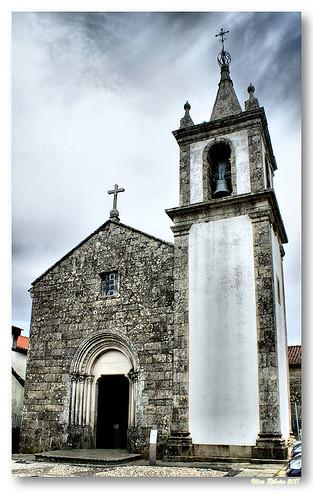 Igreja de Santa Maria dos Anjos (matriz de Valença) by VRfoto