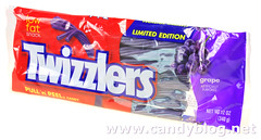 Twizzlers Pull 'n' Peel Grape