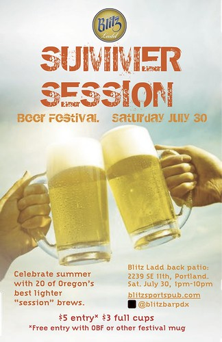 Blitz Summer Session