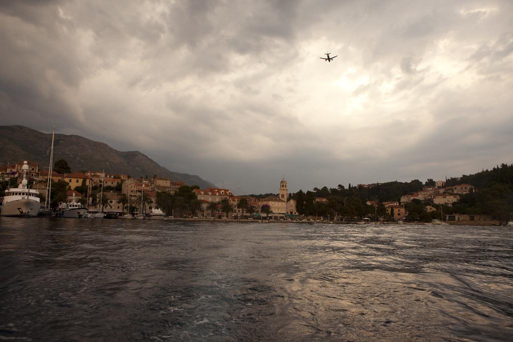 Cavtat's Marina