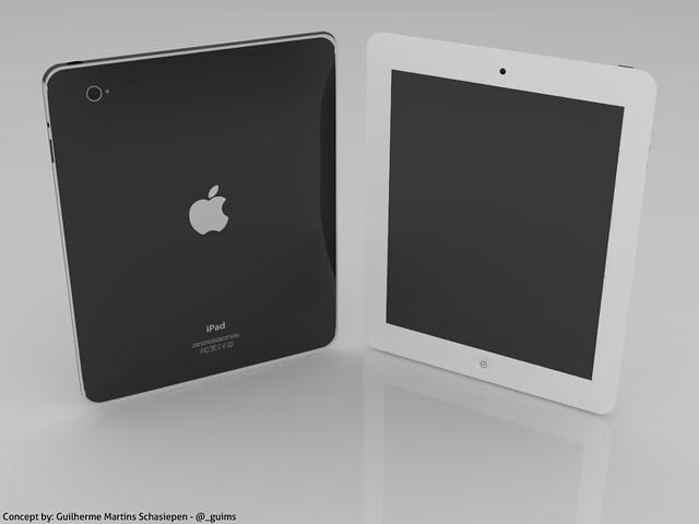 iPad 3 Concept