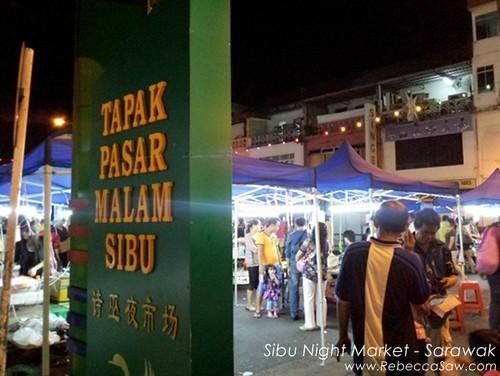 Firefly trip - Sibu Night Market, Sarawak.49