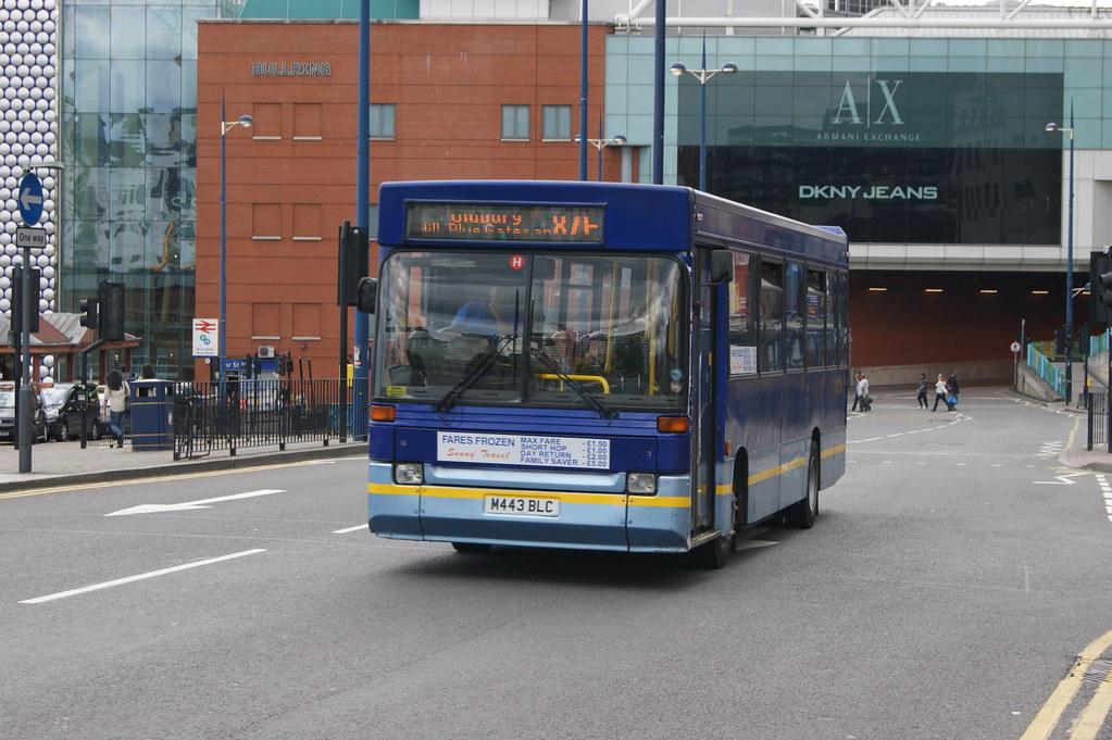 Birmingham City Centre Car Parks Ncp