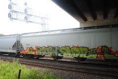 fam sign zee (steeltownbench) Tags: new railroad justin up cn graffiti cool hipsters tits traffic kittens trains run daily nerds covered shit stupid commuter cp should boxcars onr freshness ballast baer hoppers csx btr holla railfanning yolo rfm benching railworks beiber railstuff