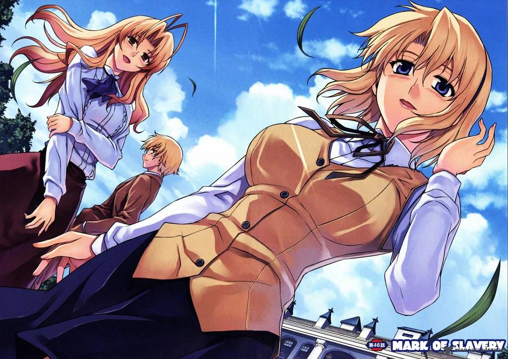 Freezing Josiiiiiiiiiiiii Tags Stella Anime Violet Bleach Satellizer