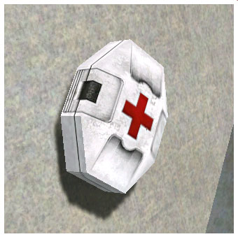 Health Pack reference