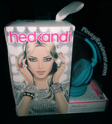Hed Kandi Pure Kandi Blue Pink Headphones - PinayReviewer.com