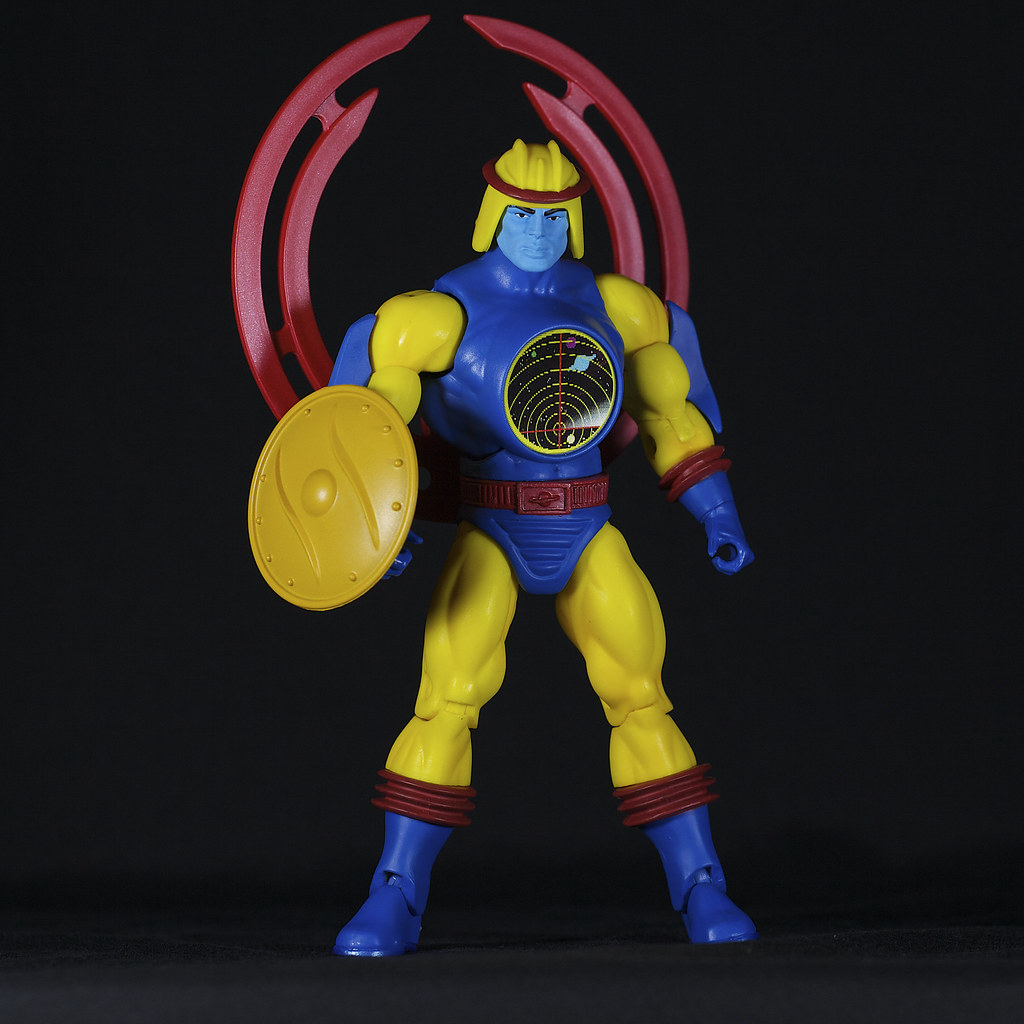 Mattel Master Of The Universe Classics - Sy-Klone