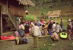 Porters in Myanmar