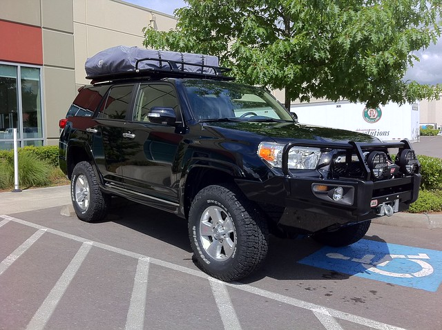 Arb S Overland Buildup Of A 5th Gen 4runner Yotatech Forums