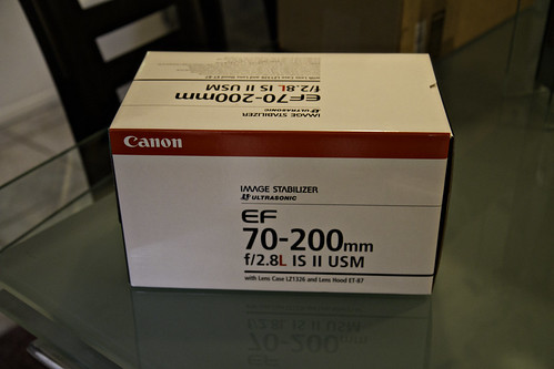 Canon packaging