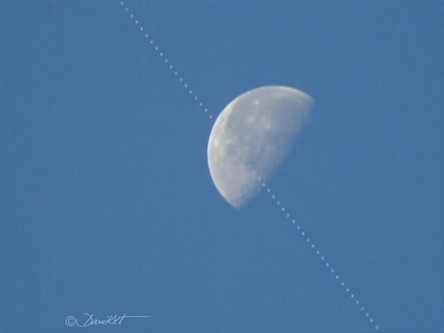 ISS Luna 22-7-2011