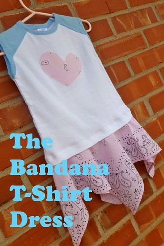 TheBandanaTShirtDress