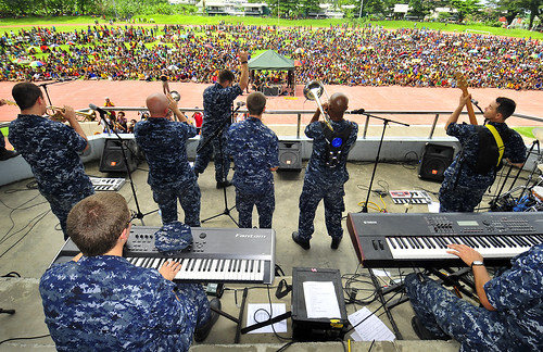 Pacific Partnership Arrives in Hawaii, Completes Final Phase of Humanitarian Assistance/Disaster Relief Mission