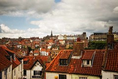 The roofs of Whitby (louisahennessysuou) Tags: fairytale yorkshire roofs whitby northyorkshire