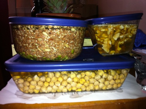 soaking beans, seeds and nuts by unglaubliche caitlin