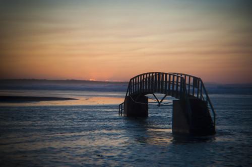 Belhaven Bridge Holga 2