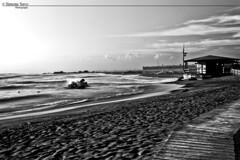 S.E.A. (simone savo  www.simonesavo.com) Tags: sea canon eos long mare simone mark 8 h2o iso filter ii nd 5d 50 acqua spiaggia fiumicino scogli fregene filtro savo focene expused