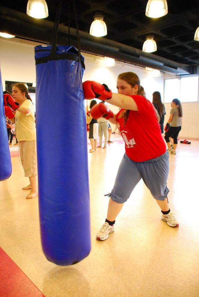 Muay Thai for Teenage Girls