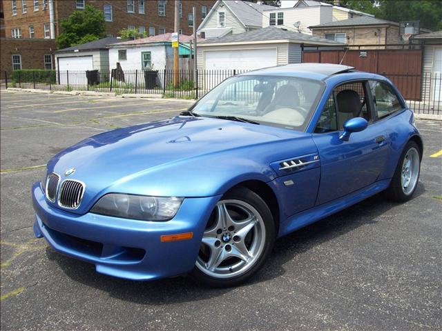 2000 M Coupe | Estoril Blue | Dark Oregon Beige | WBSCM9344YLC62226 | Salvage Title