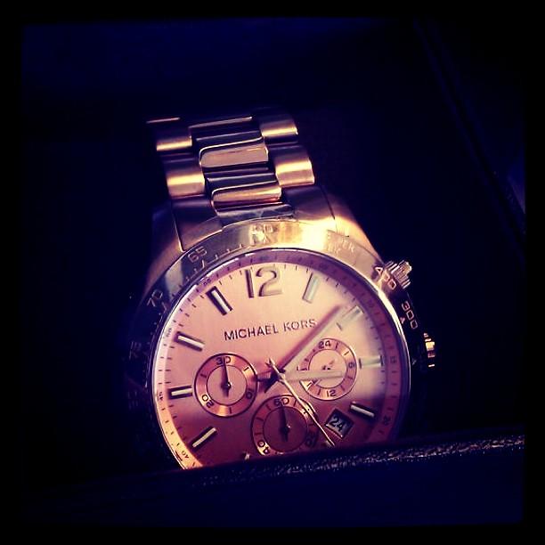 New watch!