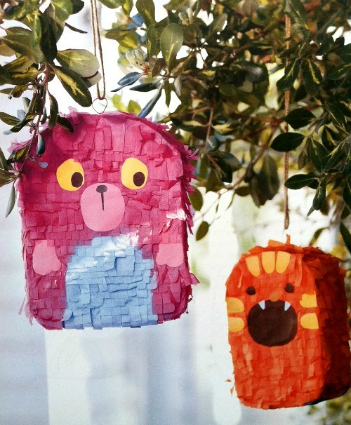 pinatas from crafternoon series