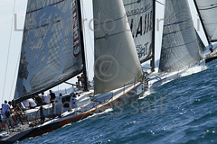 LeonardoBianchiImages Sail 4629 (Leonardo Bianchi) Tags: sport italia mare slovenia firenze vela acqua azzurro trieste golfo uomini regate