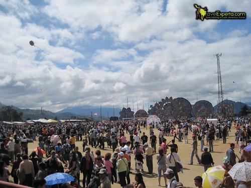 Kite Festival Sumpango Guatemala